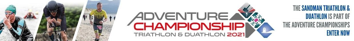 The trio Adventure Championships Challenge